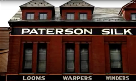Paterson silk city